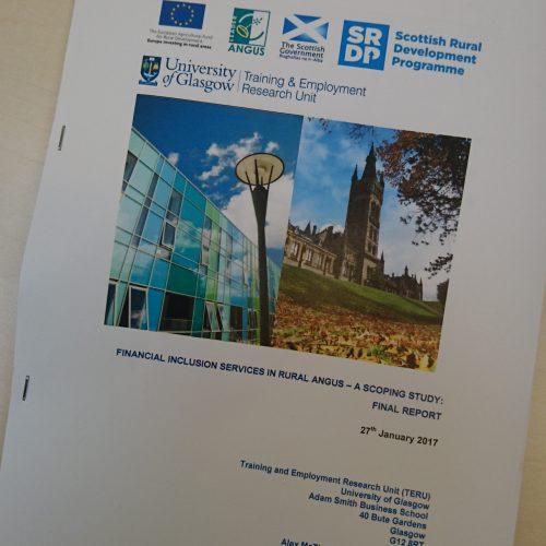 CAB Feasibility Document - Angus LEADER