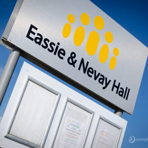 Eassie & Nevey Hall sign Angus Leader
